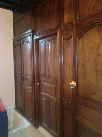 Patine et restauration Boiseries et portes anciennes Finie